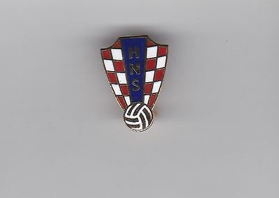 "Croatia ""HNS"" - lapel badge"