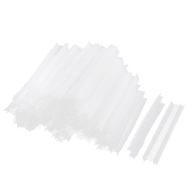 Polypropylene Tag Pins Barbs Fastener 10mm 5000 Pcs for Tagging Gun
