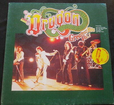 DRAGON Greatest Hits Vol. 1 LP