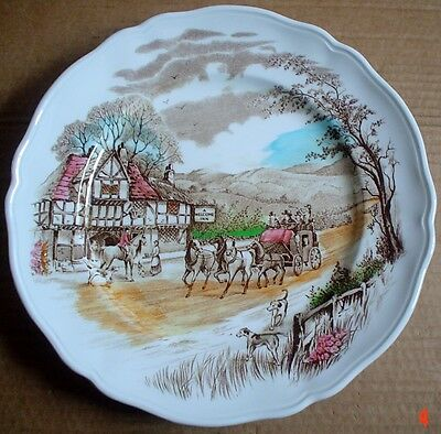 Alfred Meakin DEVONSHIRE ROAD Decorative Plate