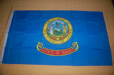 Great Seal of Idaho The State of Idaho US Bundesstaat Fahne Flagge 150 x 90 cm
