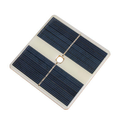 10LED 5V Solar Panel Power Polysilicon for Camping Outdoor Sports Lamp Light*