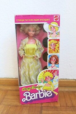 ♡ BARBIE ♡ Pretty Changes Barbie mit Outfit & Box / OVP ♡ 1978 #2598