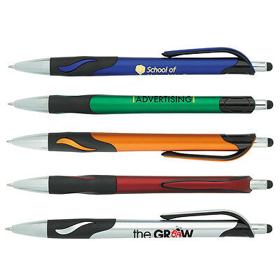 Soft Touch Stylus Pen Personalized Cheap Customer Handout Advertising Marketing