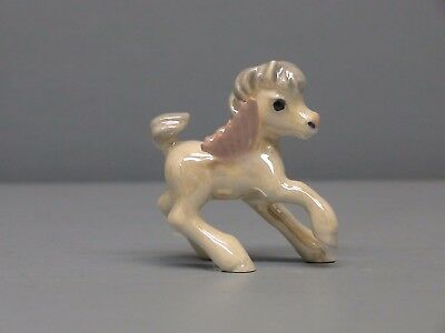 New for 2016 Hagen Renaker Pegasus Baby with Light Mane & Tail