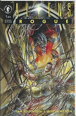Aliens: Rogue #1 (Of 4) (Dark Horse) 1993