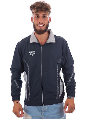 Arena - Giacca - Tl Warm Up Jacket - 1D35071 - Navy