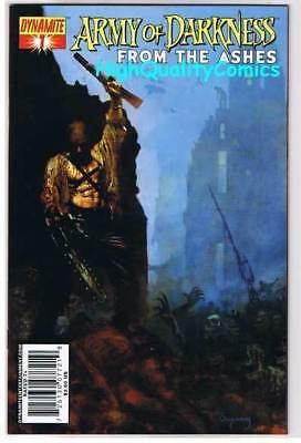 ARMY of DARKNESS : From the Ashes #1, VF, Arthur Suydam, 2007,more AOD in store