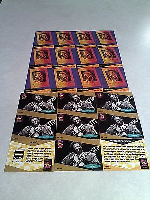 *****B.B. King*****  Lot of 21 cards.....2 DIFFERENT