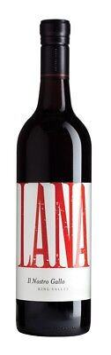 Lana by Pizzini `Il Nostro Gallo` 2014 (12 x 750mL), King Valley, VIC.