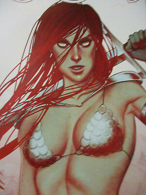Red Sonja Barbarian Fantasy Comic Book Lot Dynamite Sword & Sorcery 9 10 11 12