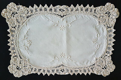 Vintage Table Decor, Exquisite Lace ~ High Teas, French Provincial, Shabby Chic