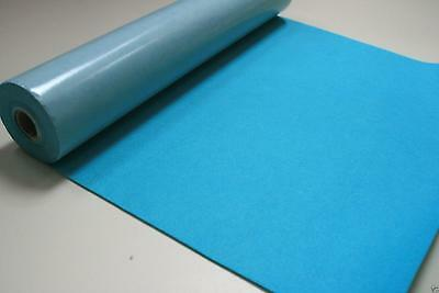 Self Adhesive Felt Baize Fabric Mini Rolls - KINGFISHER