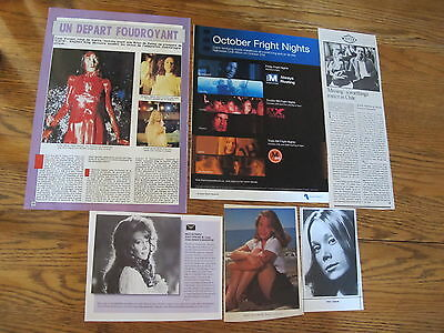Sissy Spacek French Us Clippings
