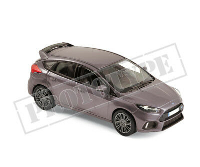 NOREV 270552  - Ford Focus RS 2016 Grey 1/43