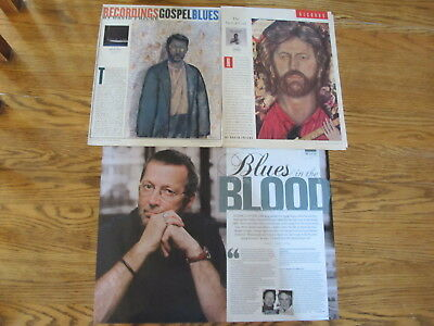 Eric Clapton French Us Clippings