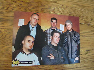 Lindsay Lohan,new Found Glory 2 Side Mini Poster