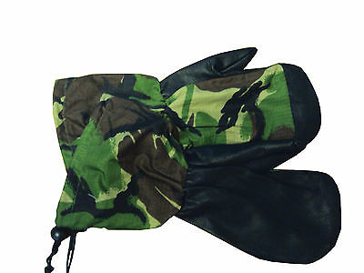 Dpm Extreme Cold Weather Inner Mittens - Various Sizes Available - Used-Grade 1
