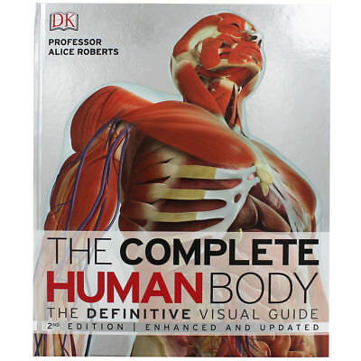 The Complete Human Body by Dr Alice Roberts (Hardback), Non Fiction Books, New
