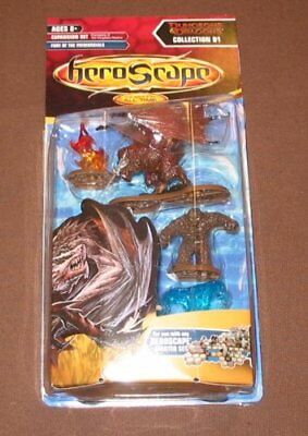 HEROSCAPE - FURY OF THE PRIMORDIALS EXPANSION SET [Toy]