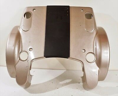 CHAMPAGNE SHROUD Jazzy 1101 Electric Wheelchair OEM Part Gold Tan Plastic Fender