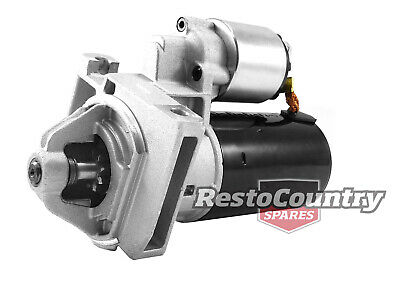 Holden Commodore V6 Starter Motor AUTO VN VP VR VS VT VX VY NEW 3.8L 12V