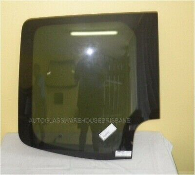 MERCEDES SPRINTER MWB - 9/2006 to CURRENT - VAN - REAR SCREEN GLASS (GLUED IN) -