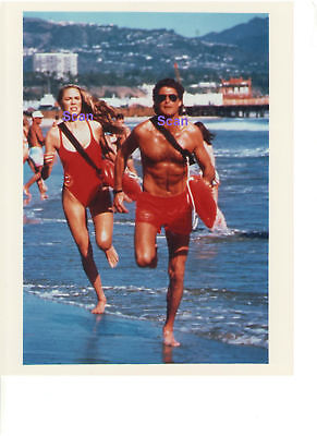 Baywatch David Hasselhoff Press Kit With Photos Ad Slick Production Notes Lot
