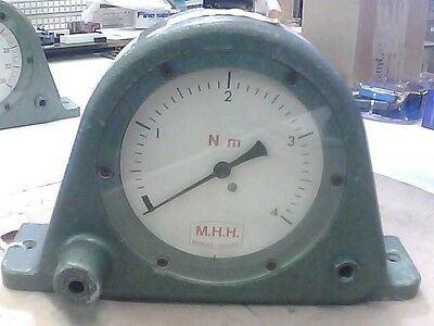 MHH Torque Setting Gauge 1-4 Nm