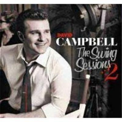 DAVID CAMPBELL The Swing Sessions 2 NEW CD