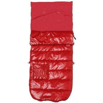 Feather Light Bag. Red