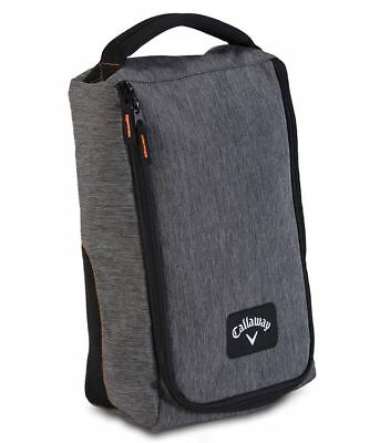 Callaway Golf Clubhouse Ventilated Golf Travel Shoe Bag/Tote