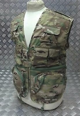 Fishing Hunters Photographers Multi Pocket Vest Military All Colours - All Sizes