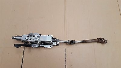 BMW Mini Cooper One R55 R56 Manually adjustabled steering column 2757528