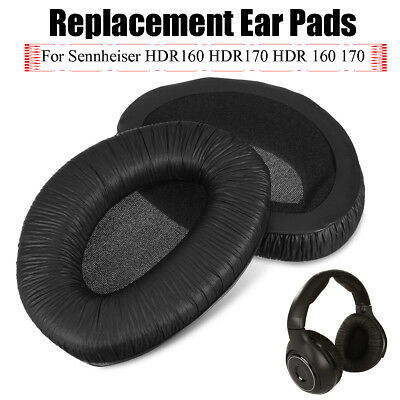 2x Replacement Ear Pads Cushions For Sennheiser HDR160 HDR170 Headphones