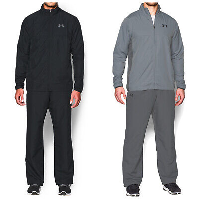 Under Armour Mens Vital Warm Up Suit Jogging Running Tracksuit Jacket Bottoms UA