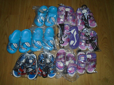 Job Lot - 9 x Summer Sandals and Crocs Bundle