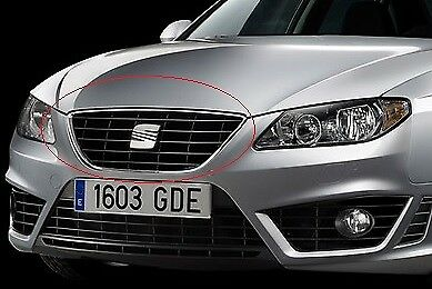 New Genuine Seat Exeo Accessory Front Bumper Sport Styling Radiator Grille