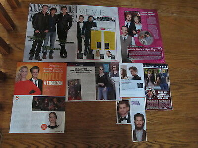 Andrew Garfield French Us Clippings