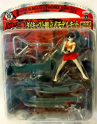 RARE~About 15 year old LUPIN COLLECTOR FIGURE SET~ship free