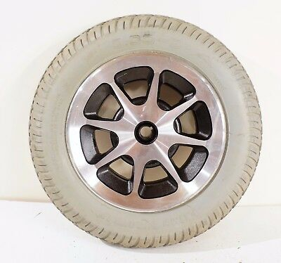 DRIVE WHEEL Jazzy 1101 Electric Wheelchair OEM Part Middle Rim Solid Tire 3.00-8