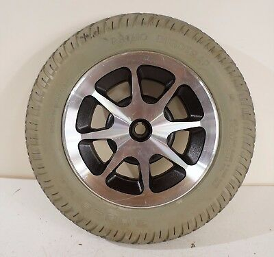 DRIVE WHEEL Jazzy 1101 Electric Wheelchair Middle Rim Solid Tire 3.00-8 OEM Part