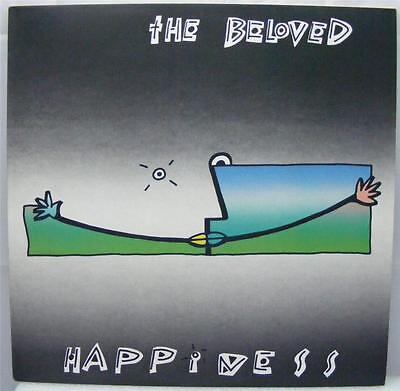 The Beloved - Happiness - Promo Copy - UK WX299