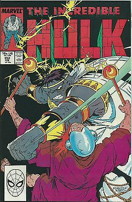 Incredible Hulk #352 (Marvel) Nm-