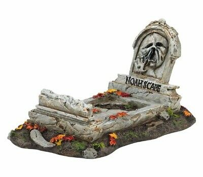 D56 SV Halloween Noah Scape Grave BRAND NEW Free Shipping