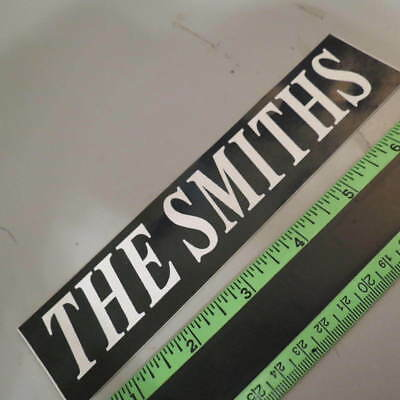 "The Smiths: Sticker (7"" by 1.5"")"