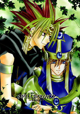 YuGiOh! Duel Monsters YAOI Doujinshi Comic Pharaoh x Seto Kaiba Spellbound 2