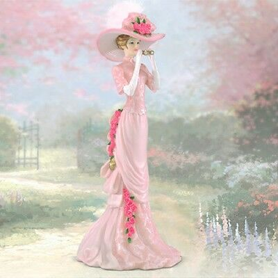Looking for a Cure Inspirations of Hope Figurine Thomas Kinkade