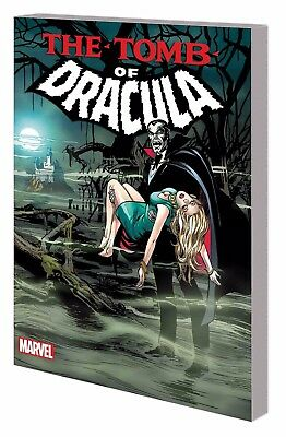 Tomb Of Dracula Complete Collection Vol 1 Tpb