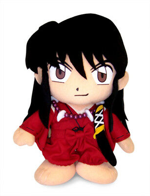 Plush - Inu Yasha - InuYasha Human Form 8'' Soft Doll Anime Licensed ge6118
